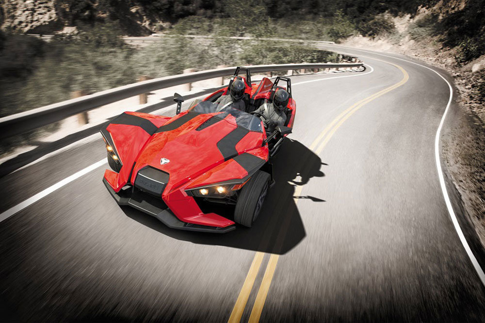 Quad - Polaris-Slingshot - Quadcenter Zollernalb in Bisingen