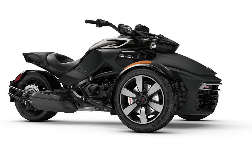 Quad CAN AM Spyder - Quadcenter Zollernalb in Bisingen