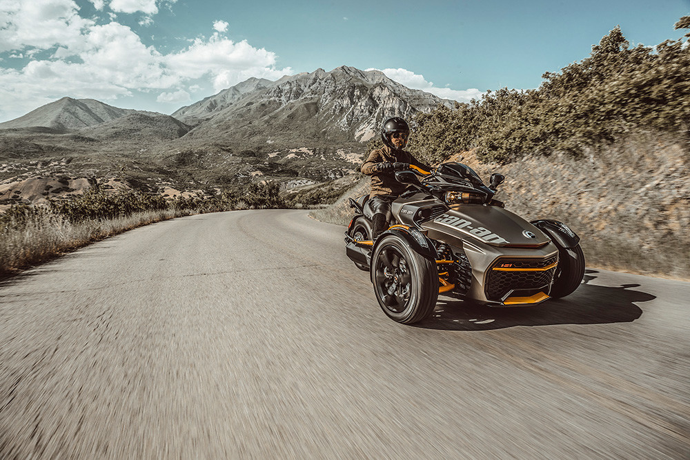 Can Am Spyder - Quadcenter Zollernalb in Bisingen